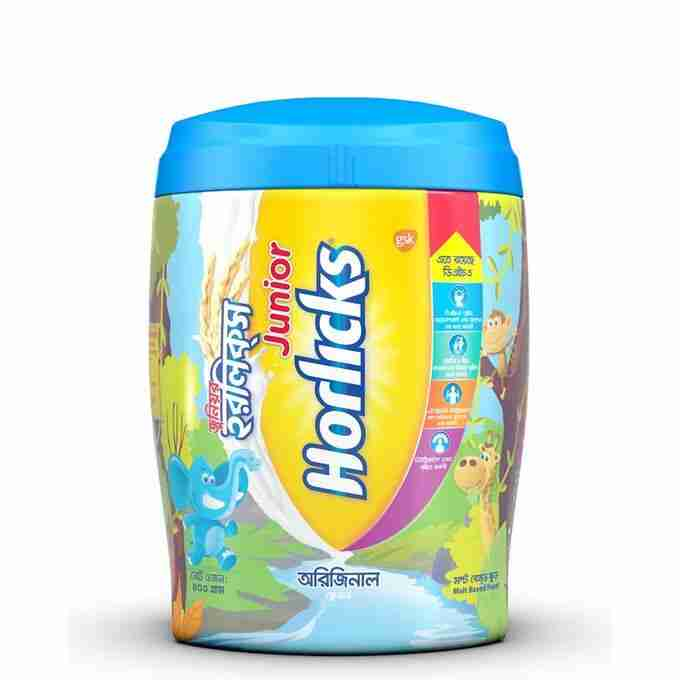 HORLICKS JUNIOR JAR - 400GM